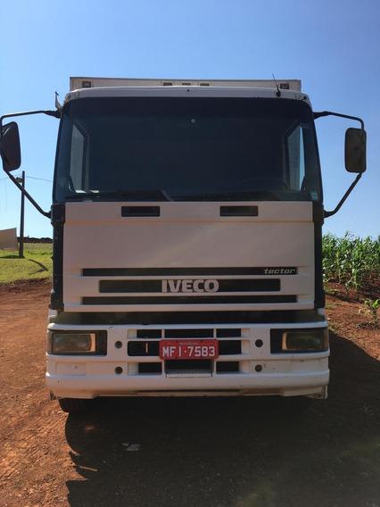 Caminhão Iveco 170e22 Tector - Cargo - Bau - 2008