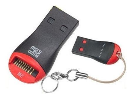 2 Lector Adaptador Usb Memoria Micro Sd ($1) Laschimeneas