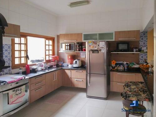 Casa Com 3 Dormitórios À Venda, 313 M² Por R$ 1.400.000,00 - Saúde - São Paulo/sp - Ca0353