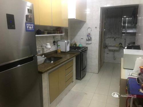 Imagem 1 de 10 de Apartamento Com 2 Dormitórios À Venda, 65 M² Por R$ 450.000 - Vila Gomes - São Paulo/sp - Ap1012
