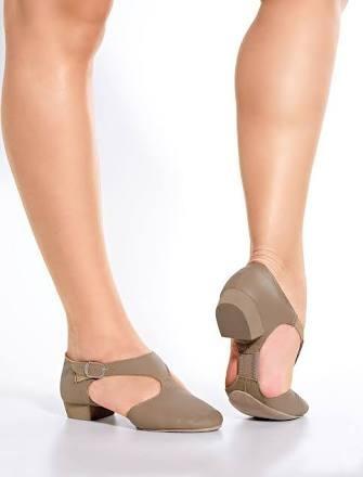 Sapato Sapatilha Jazz Maitre Capezio 304 Pronta-entrega