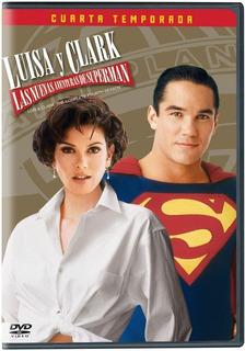 Luisa Y Clark Las Nuevas Aventuras De Superman Temp 4 Dvd