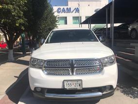 Dodge Durango 5p Sxt V6 Aut