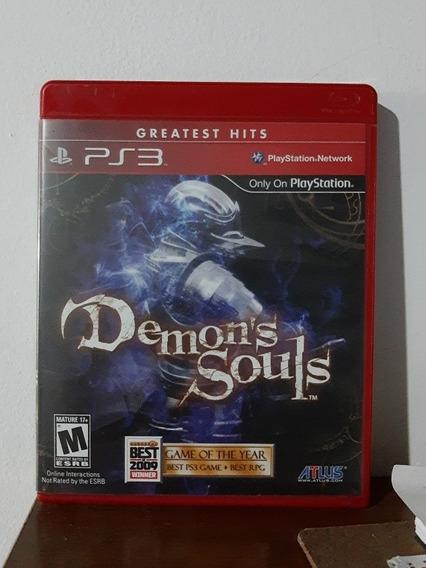 Demons Souls Midia Física Ps3