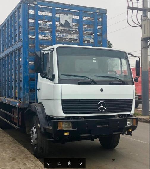 Remato Camion Mercedes Benz Torton