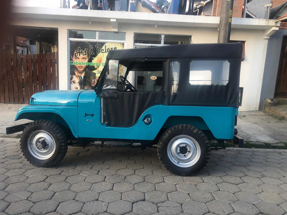 Willys Jeep Wiillys 1973