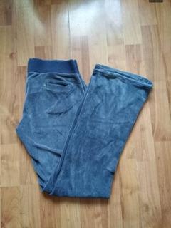 Pants Velvet Bershka Terciopelo