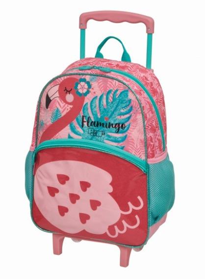 Mochilete G Pack Me Flamingo