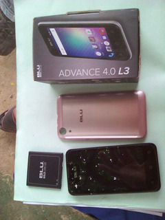 Telefono Blu Advance 4.0 L3 Doble Sim
