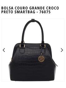 Bolsa Smartbag Couro Smart Bag