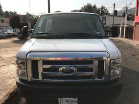 Urge, 2013, Camioneta Ford E-150 Vela Sin Compromiso