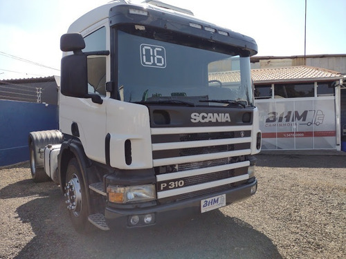 Imagem 1 de 14 de Caminhão Cavalo Toco Scania P310 O Mais Novo Do Ml 250 Fh