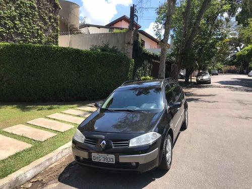 Renault Megane Grand Tour Automático
