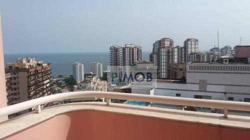 Imagem 1 de 27 de Apartamento Com 2 Dormitórios À Venda, 71 M² Por R$ 780.000,00 - Barra Da Tijuca - Rio De Janeiro/rj - Ap1324