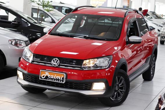Volkswagen Saveiro Cross 1.6 16v Flex Cabine Dupla 2017
