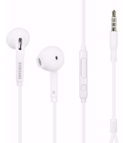 Samsung S7 Audifonos Originales Cable Plano Garantia 3 Meses
