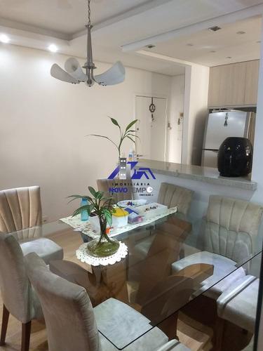 Lindo Apartamento Alphaview Para Permuta Por Casa Terrea Barueri Sp. - Ap00653 - 68677464