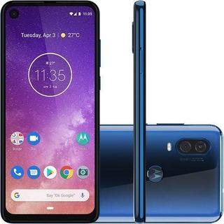 Motorola One Vision 128gb Dual Chip Android Pie 9.0 Tela 6