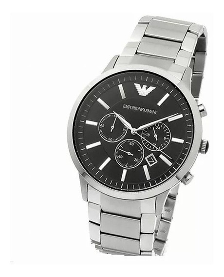 Relógio Es1799 Emporio Armani Ar2460 C/ Caixa - Exclusive