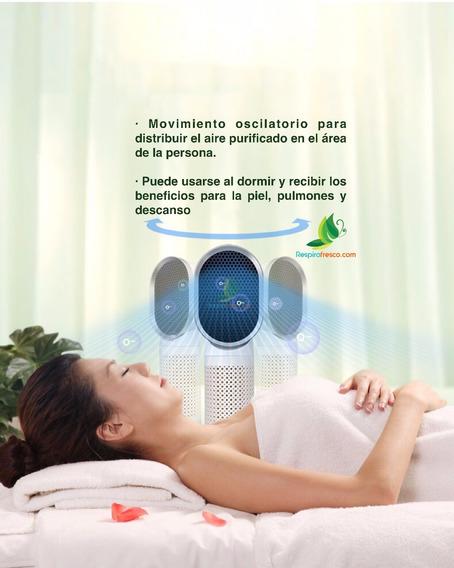 Purificador De Aire Spa Personal Para Salud Y Belleza