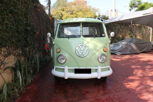 Imagem 1 de 15 de Volkswagen Kombi