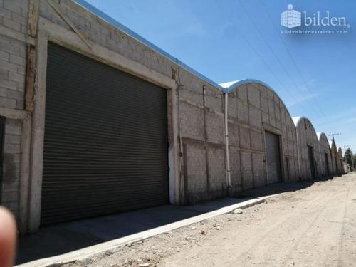 Imagen 1 de 9 de Bodega Industrial En Renta Ciudad Indrustial