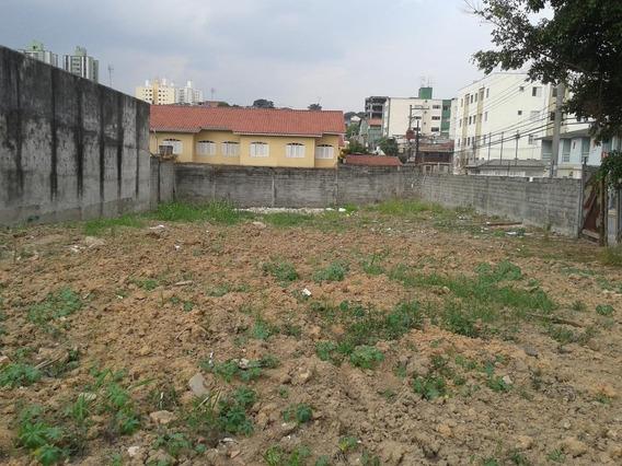 Terreno Residencial À Venda, Vila Rosália, Guarulhos. Ref Te0008 - Te0008