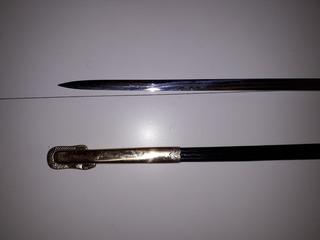Espada De Oficial Da Marinha Do Brasil