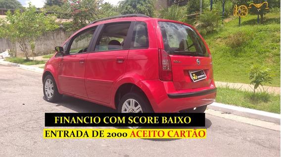 Financiamento Com Score Baixo Fiat Idea Completa-ar Palio Ka