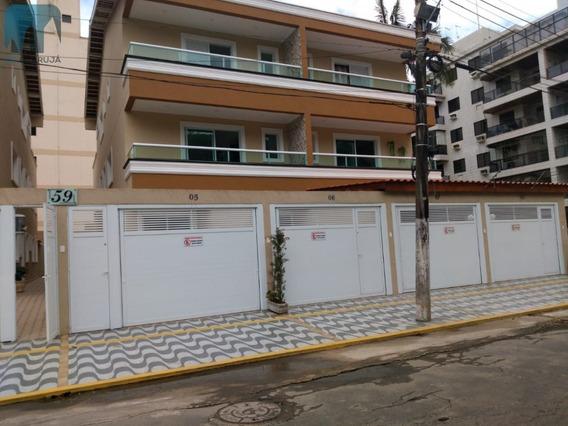 Casa A Venda No Bairro Jardim Las Palmas Em Guarujá - Sp. - 866-1