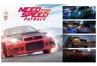 Need For Speed Payback - Deluxe Edition - 3 X 1 - Xbox One