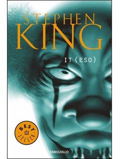 It - Stephen King - Libro De Bolsillo