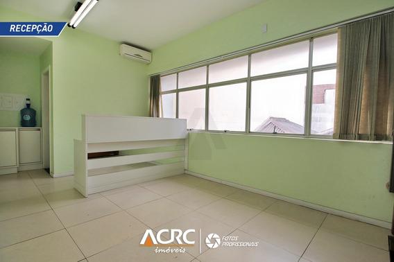 Acrc Imóveis - Sala Comercial Para Locação No Centro Da Cidade Com 90 M² - Sa00536 - 34461428