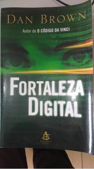 Livro Fortaleza Diital - Down Brown