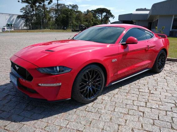 Ford Mustang Gt 5.0 V8, 2019 Scania Seminovos Pr 1e58