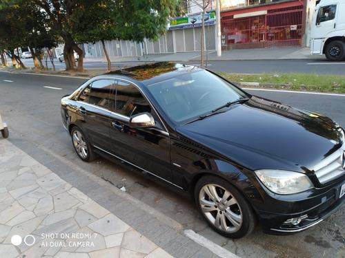 Mercedes-benz Classe C 2008 1.8 Avantgarde Kompresor 4p