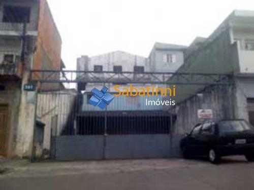 Galpão A Venda Em Sp Jardim Castelo - Gl00177 - 69354260