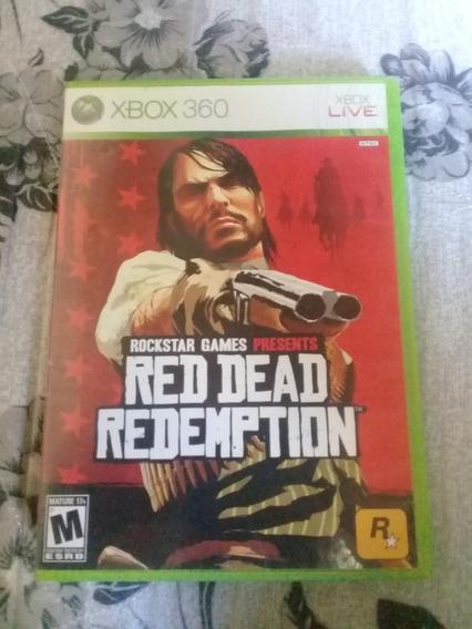 Red Dead Redemption - Xbox 360 (usado)