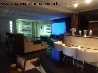 Alugo Casa Em Condomínio Ao Lado Shopping Ponta Negra - Ca00667 - 33150758