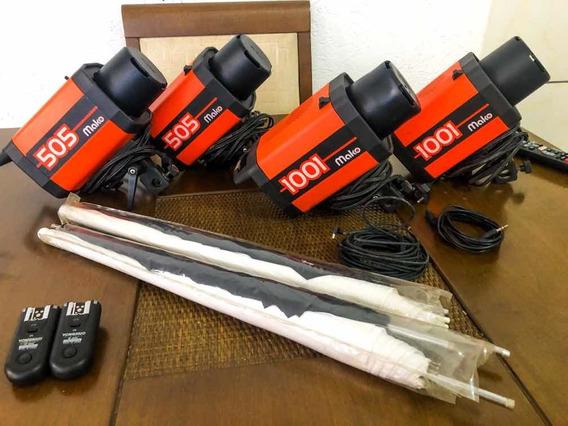 Kit Flash Mako 505 E 1001