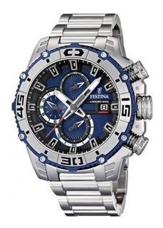 Reloj Festina Tour De Francia F16599/2 100% Original En Caja
