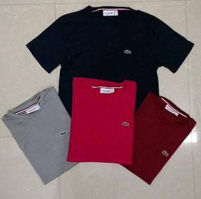 6b3b0b2297 Camisa Lacoste Primeira Linha100%algodão C  Tag E Etiquetas.