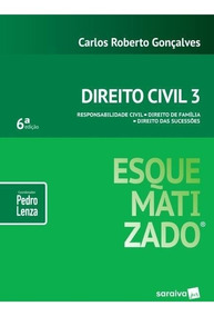 Direito Civil Esquematizado 3 - Resp. Civil Dir Família 2019