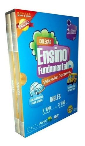 Imagem 1 de 1 de Box Ensino Fundamental Inglês 2º E 3º Anos + Brinde