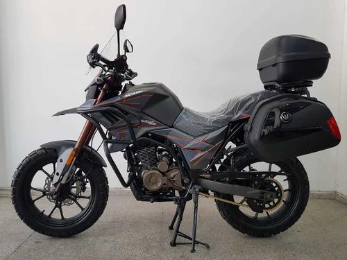 Rvm Tekken 250cc 3 Premium Baúles/parab/cub Puñ/caball/def