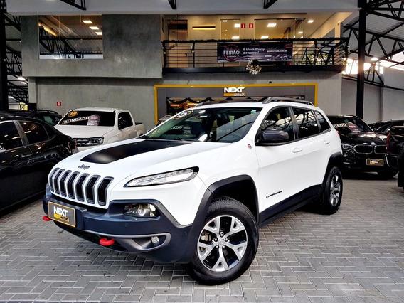 Jeep Cherokee 3.2 Trailhawk 4x4 V6 24v Gasolina 4p