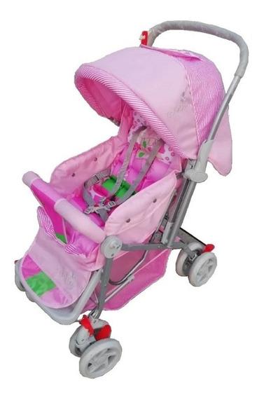 Carrinho De Bebê Passeio Alça Reversível Modelo Novo Confira