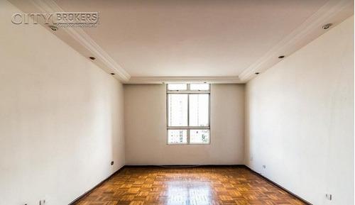 Apartamento - Vila Romana - Ref: 5605 - V-br4940