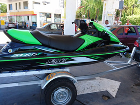 Kawasaki Stx15f Jetsky Moto De Agua 160 Hp Modelo 2016 50hs