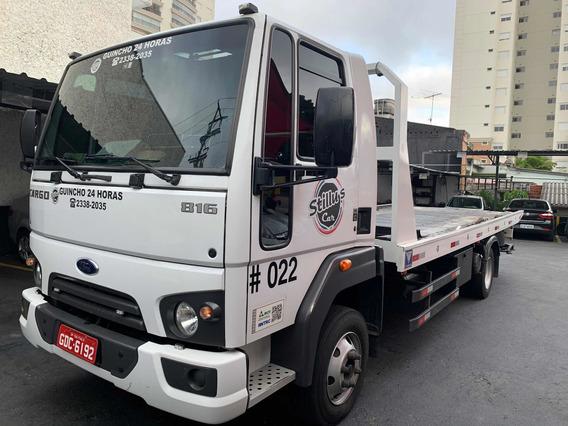 Guincho Ford Cargo 816 Com Serviço Em Seguradoras